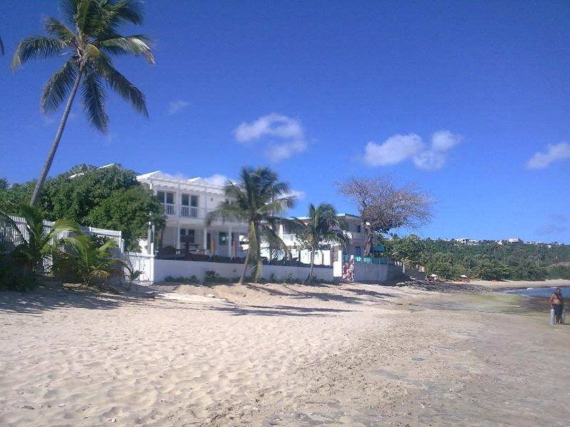 Shacks beach beachfront beach villas on western puerto rico shacks beach beachfront publicscrutiny Image collections